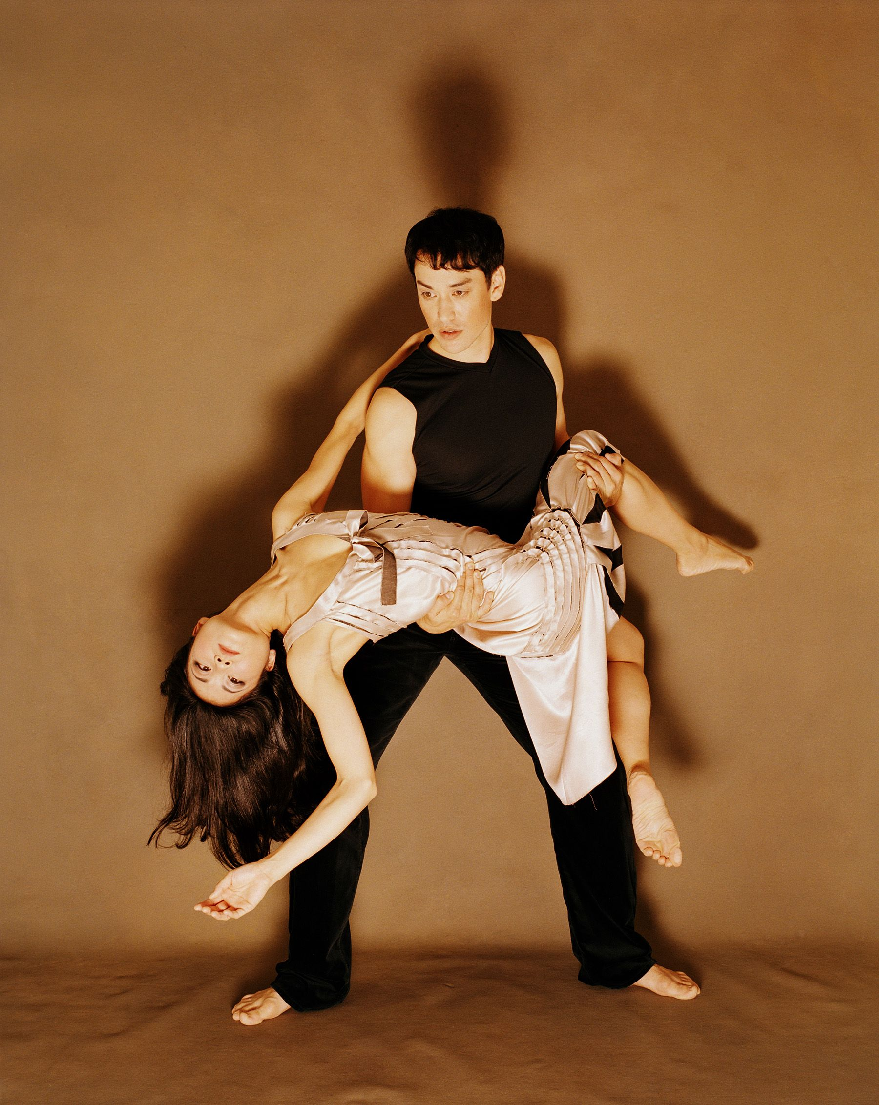 Dana Tai Soon Burgess and Miyako Nitadori. (Photo by Mary Noble Ours.)