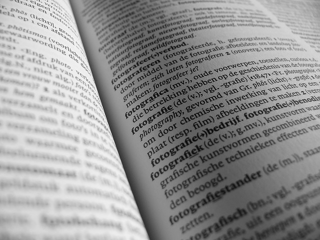 glossary newspaper terms Glossary of newspaper terms banner a large type headline running across a newspaper page box an item or story ruled off on all four sides, usually with a.
