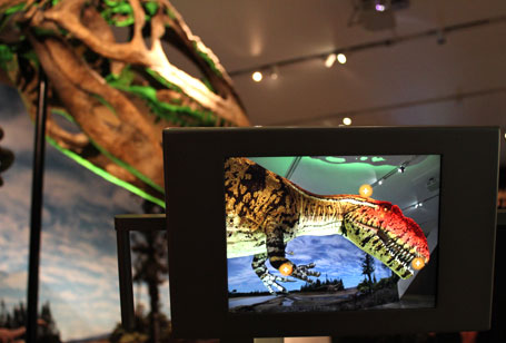 augmented reality museums