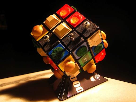 These Rubiks Cubes Can Be Solved With Touch Alone Smart