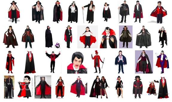 dracula halloween costumes