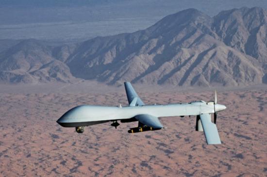 drones smart machines