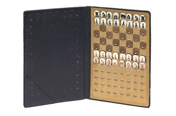 duchamp pocket chess