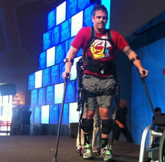bionics exoskeltons