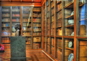 The U.K. has a long history of scientific discovery (the Enlightenment Room at the British Museum, courtesy of flickr user mendhak)