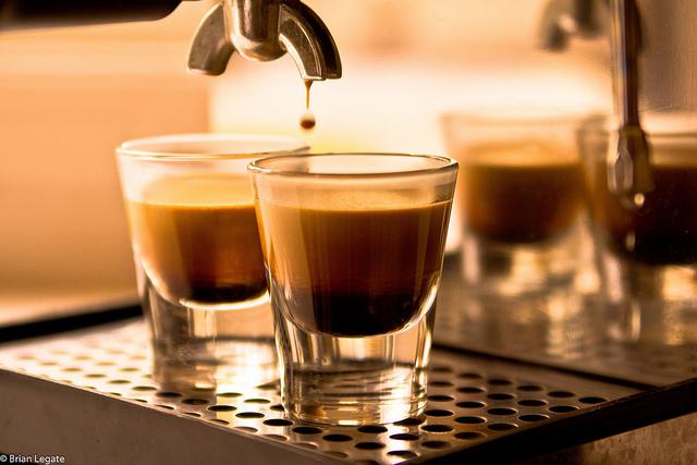 品味苦涩与甜蜜    在blah咖啡店,你可以感受到意式浓咖啡和甜蜜