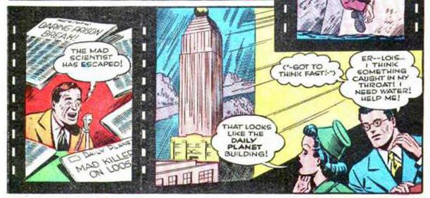 daily planet metropolis