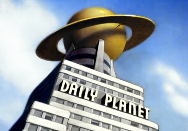 The Architecture of Superman: A Brief History of The Daily Planet | Arts &  Culture | Smithsonian Magazine