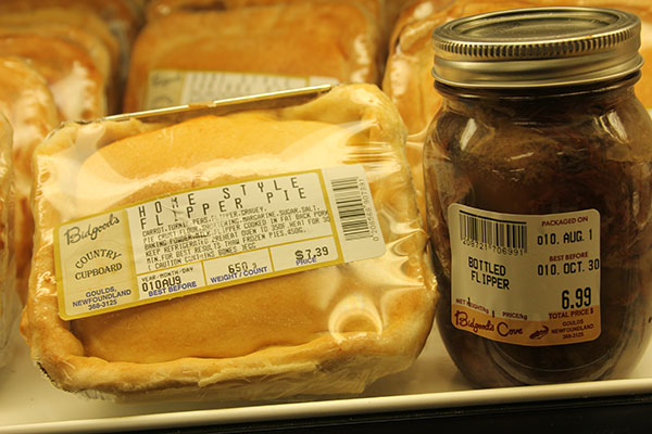 On The Menu This Easter In Newfoundland Seal Flipper Pie