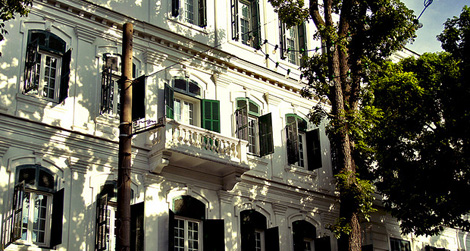 A Trio Of French Colonial Sites In Hanoi Travel