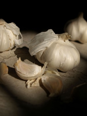 Garlic, courtesy Flickr user Sebastian Mary
