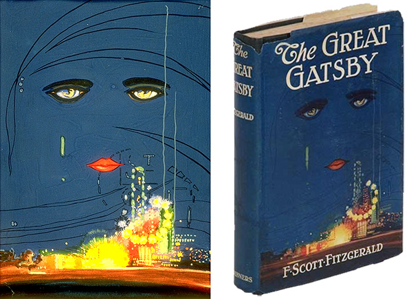 The great gatsby film and novel