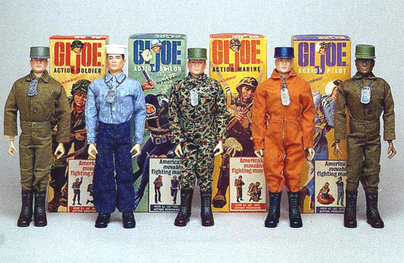 the place of the gi joe action figure in the history of toys History of gi joe toys: vintage hasbro gi joe arah action figure review / collection.