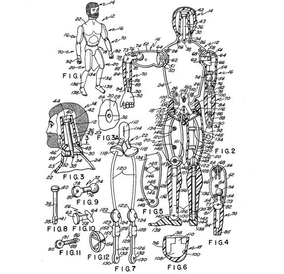 gi joe patent