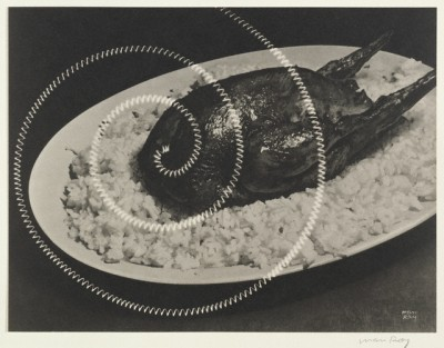 Electricity - Kitchen (Electricite - Cuisine), 1931, by Man Ray. Courtesy of the J. Paul Getty Museum, Los Angeles