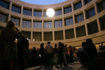 Hirshhorn After Hours, courtesy of the Hirshhorn Museum