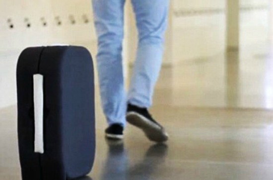 innovative ideas Hop suitcase