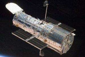 Hubble, re-released. What's next, Knighthood?