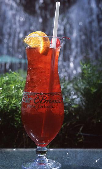 Hurricane Cocktail Recipe — Dishmaps