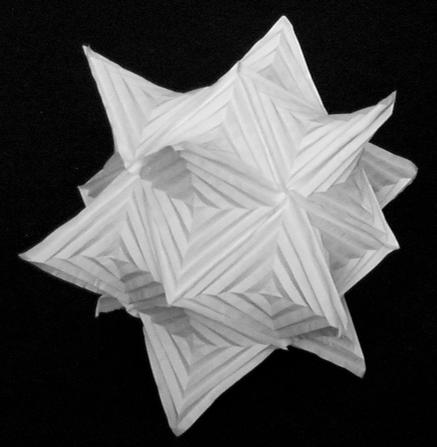 Valley Fold Origami Instructions