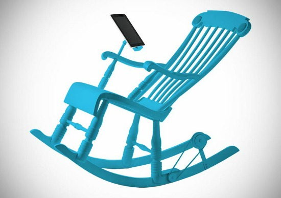tech gift iRocking chair