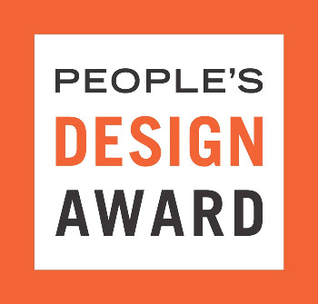 Voting for the People's Design Award begins today. Image courtesy of the Cooper-Hewitt, National Design Museum.
