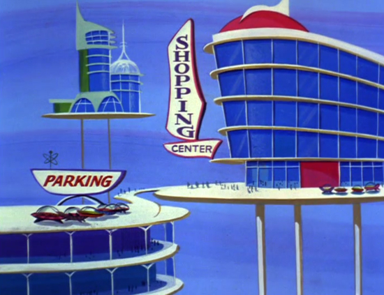 The Jetsons mid-21st century modern: that jetsons architecture | history