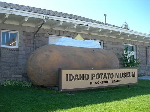 The Potato Museum