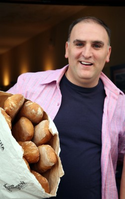 Chef Jose Andres. Photo by Pablo De Loy.