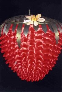 Strawberry Basket by Kelly Church