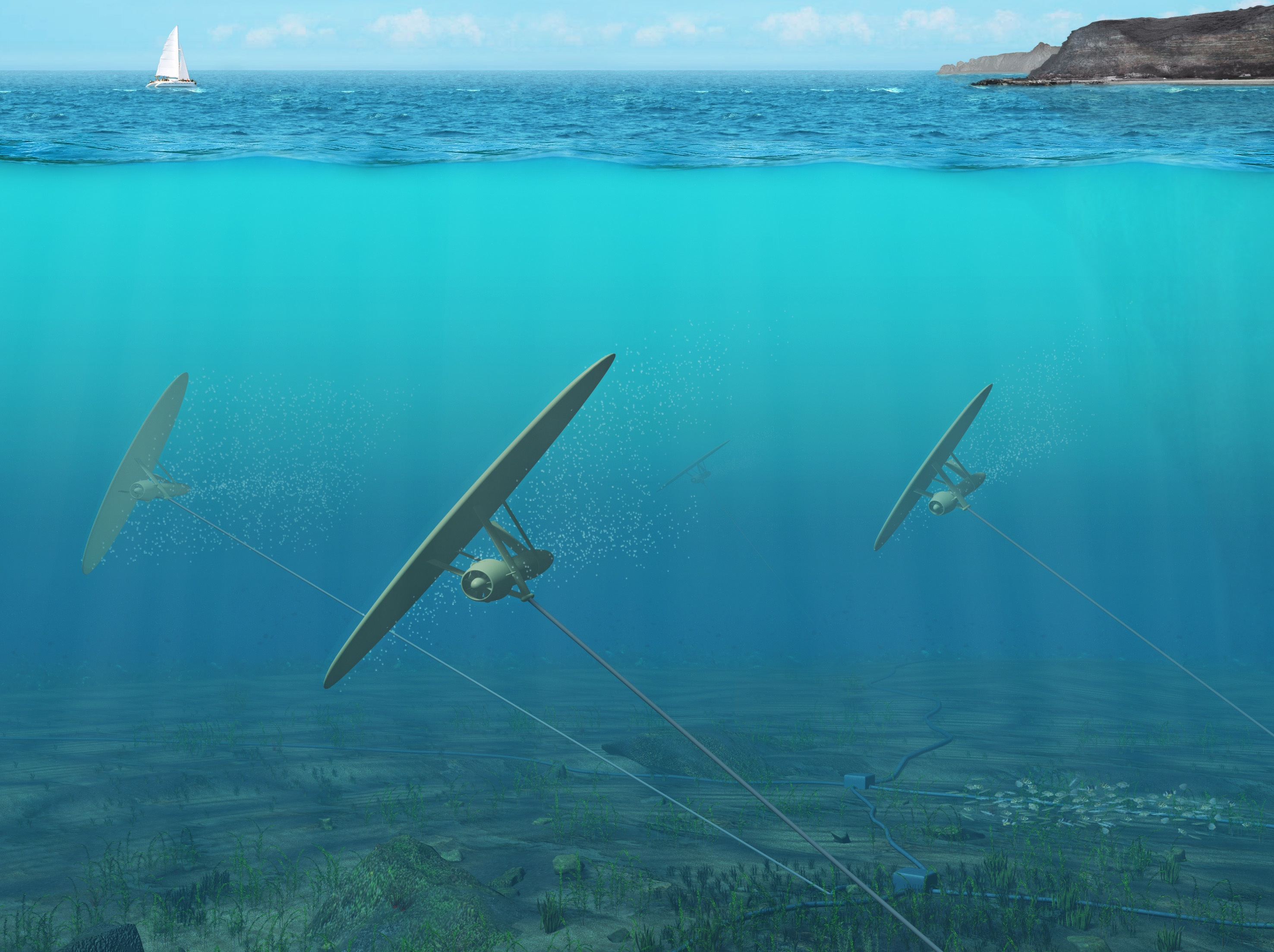 ... Ocean Currents to Create Clean Energy | Smart News | Smithsonian