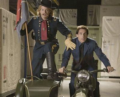 Bill Hader and Ben Stiller