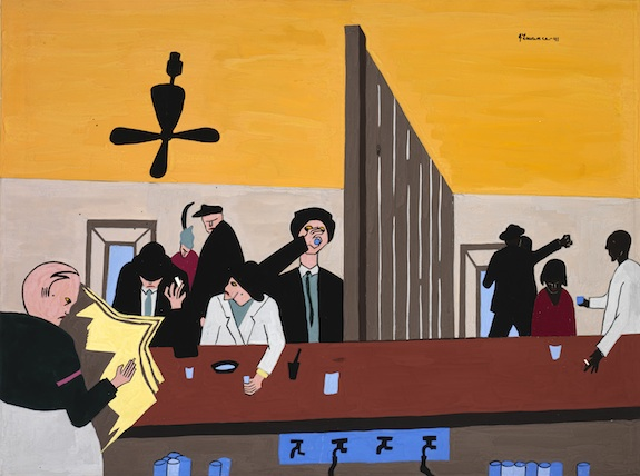 jacob lawrence bar and grill Speed up your search find used jacob lawrence paintings for sale on ebay, craigslist, amazon and others compare 30 million ads find jacob lawrence paintings faster.