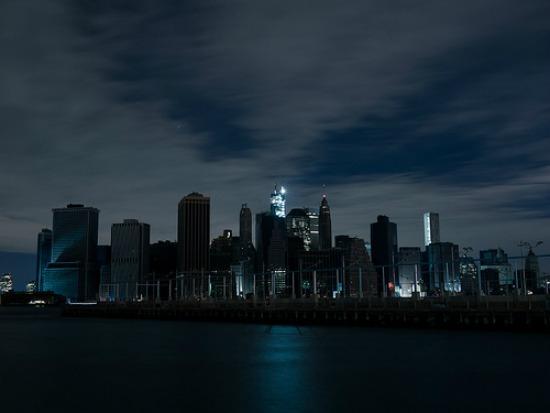 blackouts power grid