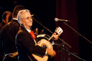 Roberto Martinez Sr. Photo by Genevieve Russell courtesy Smithsonian Folkways Recordings.