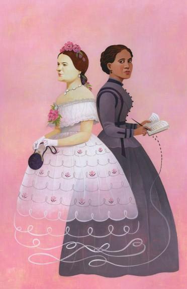 The Story Of Elizabeth Keckley Former Slave Turned Mrs