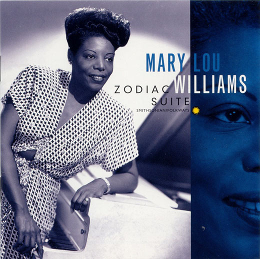 "Mary Lou Williams, the ""First Lady of Jazz,"" would have been 100 on May 8. Photo courtesy of Smithsonian Folkways."
