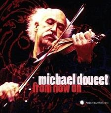 Cajun fiddler Michael Doucet's album, From Now On, is one of three Smithsonian Folkways records in the running for awards at the Grammys.