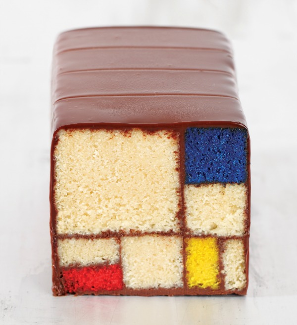What Modern Art Looks Like As Yummy Dessert | Arts & Culture ...