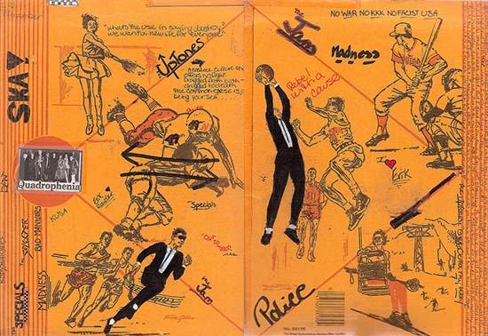 Peachies folders