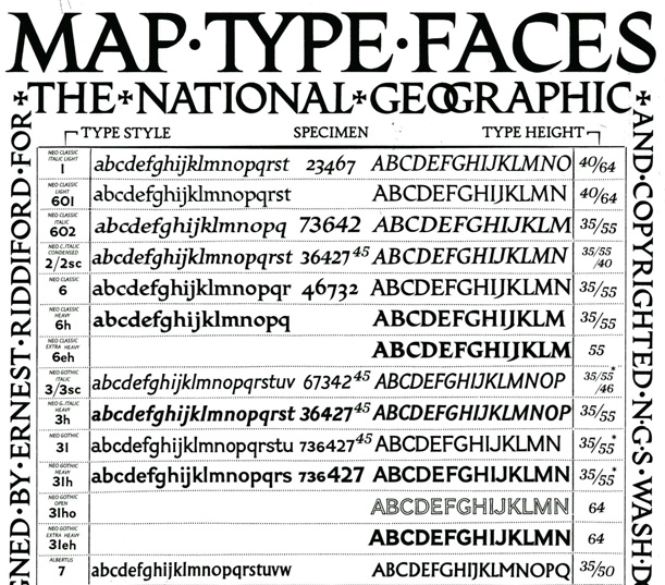 national geographic map type