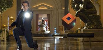Ben Stiller as Larry Daley
