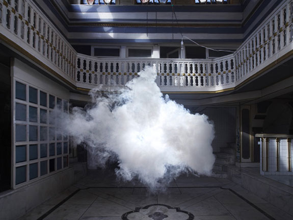 Nimbus Clouds: Mysterious, Ephemeral and Now Indoors | Science ...