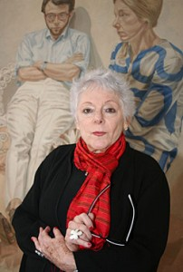 Linda Nochlin to speak at the Smithsonian American Art Museum, Wednesday, November 18 at 7PM