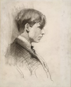 Edward Hopper Self-Portrait, by Edward Hopper, courtesy of the National Portrait Gallery