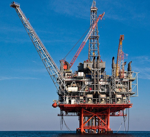 Shell Is Drilling the World's Deepest Offshore Oil Well in the Gulf