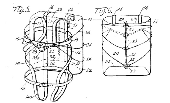 smith parachute patent