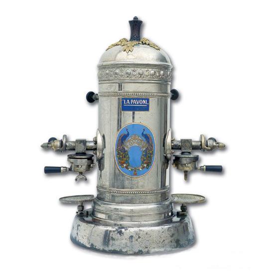 First Espresso Coffe Maker ~ The long history of espresso machine arts culture