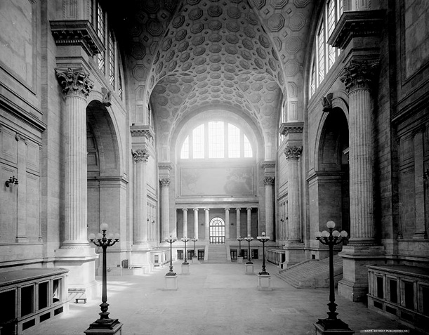 Penn station how nostalgia plays into our love of buildings old and new life without buildings for New york life building interior