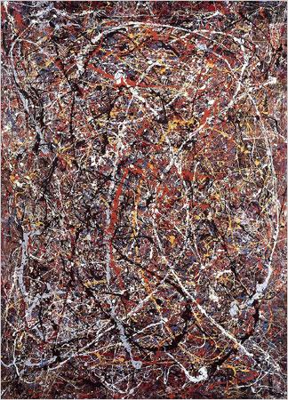 Teri Horton's Jackson Pollock